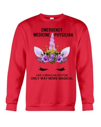 Emergency Medicine Physician Like Regular Doctor