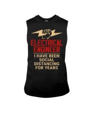 Electrical Engineer Has Been Social Distancing Sleeveless Tee thumbnail