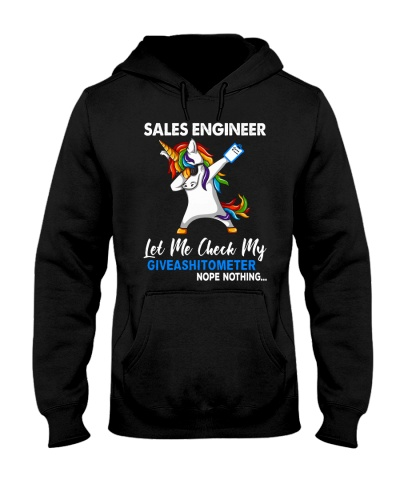 Sales Engineer Giveashitometer