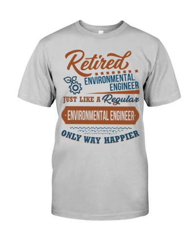Retired Environmental Engineer