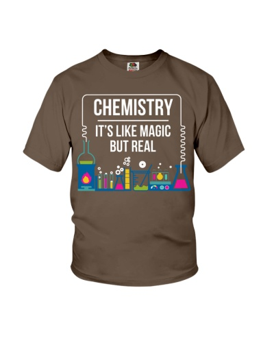 Chemistry Like Magic But Real