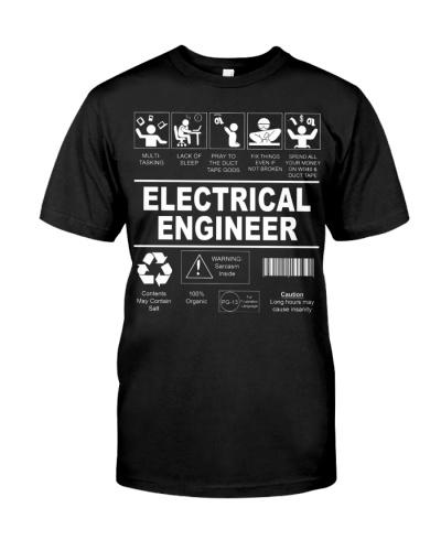 Electrical Engineer Multi-tasking