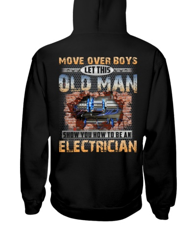 Let This Old Man Show You Electrician