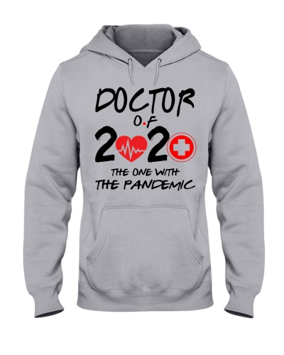 Doctor The One With The Pandemic