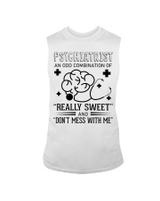 Psychiatrist An Odd Combination Of Really Sweet Sleeveless Tee thumbnail