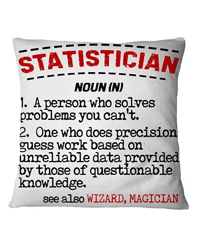 Statistician Noun