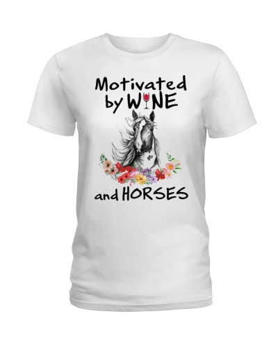 Motivated By Wine and Horses