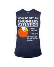 How To Get Engineers Attention Sleeveless Tee thumbnail