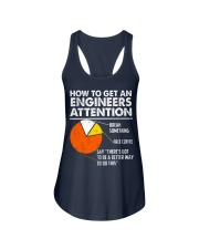 How To Get Engineers Attention Ladies Flowy Tank thumbnail