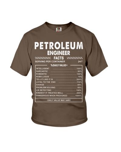 Petroleum Engineer Fact