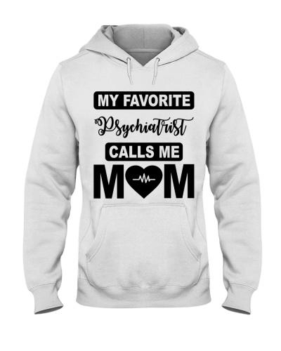 My Favorite Psychiatrist Calls Me