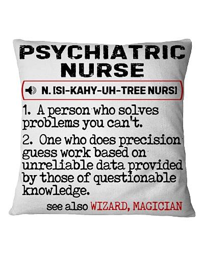 Psychiatric Nurse Noun