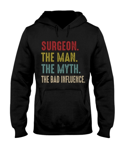 Surgeon The Man The Myth The Bad Influence
