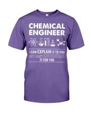 I Can Explain Chemical Engineer Premium Fit Mens Tee thumbnail
