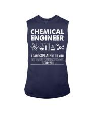 I Can Explain Chemical Engineer Sleeveless Tee thumbnail