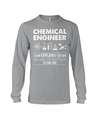 I Can Explain Chemical Engineer
