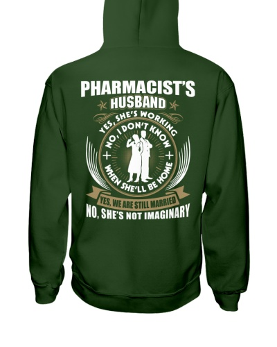 Pharmacist's Husband