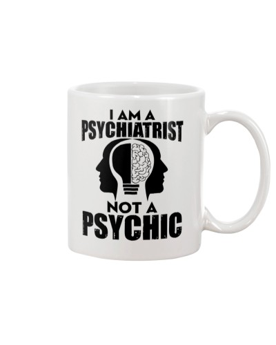 I Am A Psychiatrist Not A Psychic