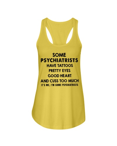 Some Psychiatrists Good Heart Cuss To Much
