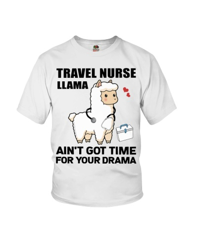 Travel Nurse Llama
