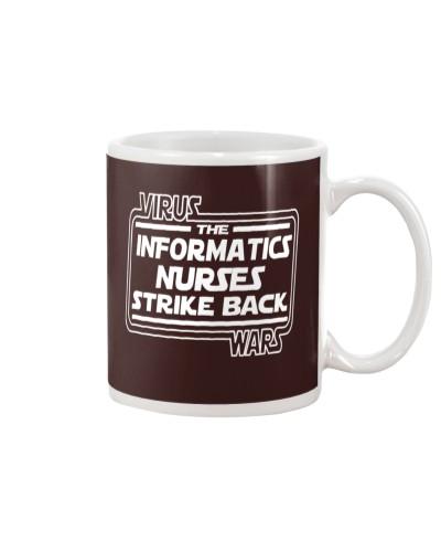 Informatics Nurses Strike Back