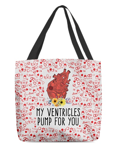 My Ventricles Pump For You