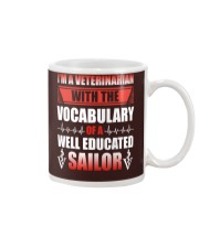 Veterinarian With The Vocabulary Mug thumbnail