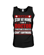 I Cant Stay At Home Doctor Unisex Tank thumbnail