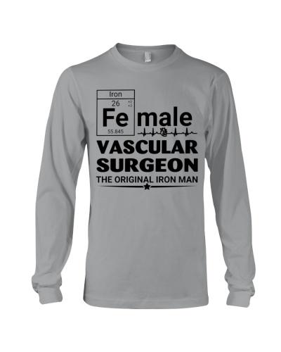 Female Vascular Surgeon