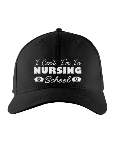 I Can't I'm In Nursing School