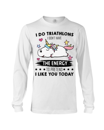 I Do Triathlons Dont Have The Energy