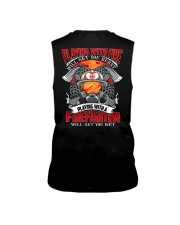 Playing With A Firefighter Sleeveless Tee thumbnail