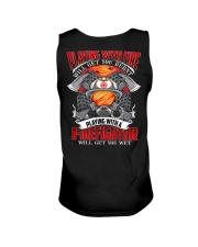 Playing With A Firefighter Unisex Tank thumbnail