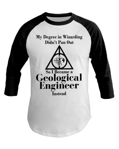Wizarding Degree Geological Engineer