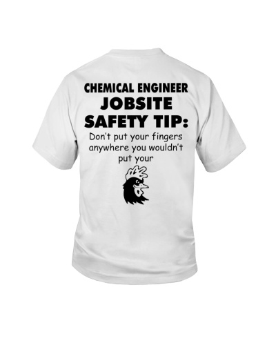 Chemical Engineer Jobsite Safety Tip