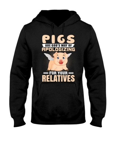 Pigs are god's way of Opologizing