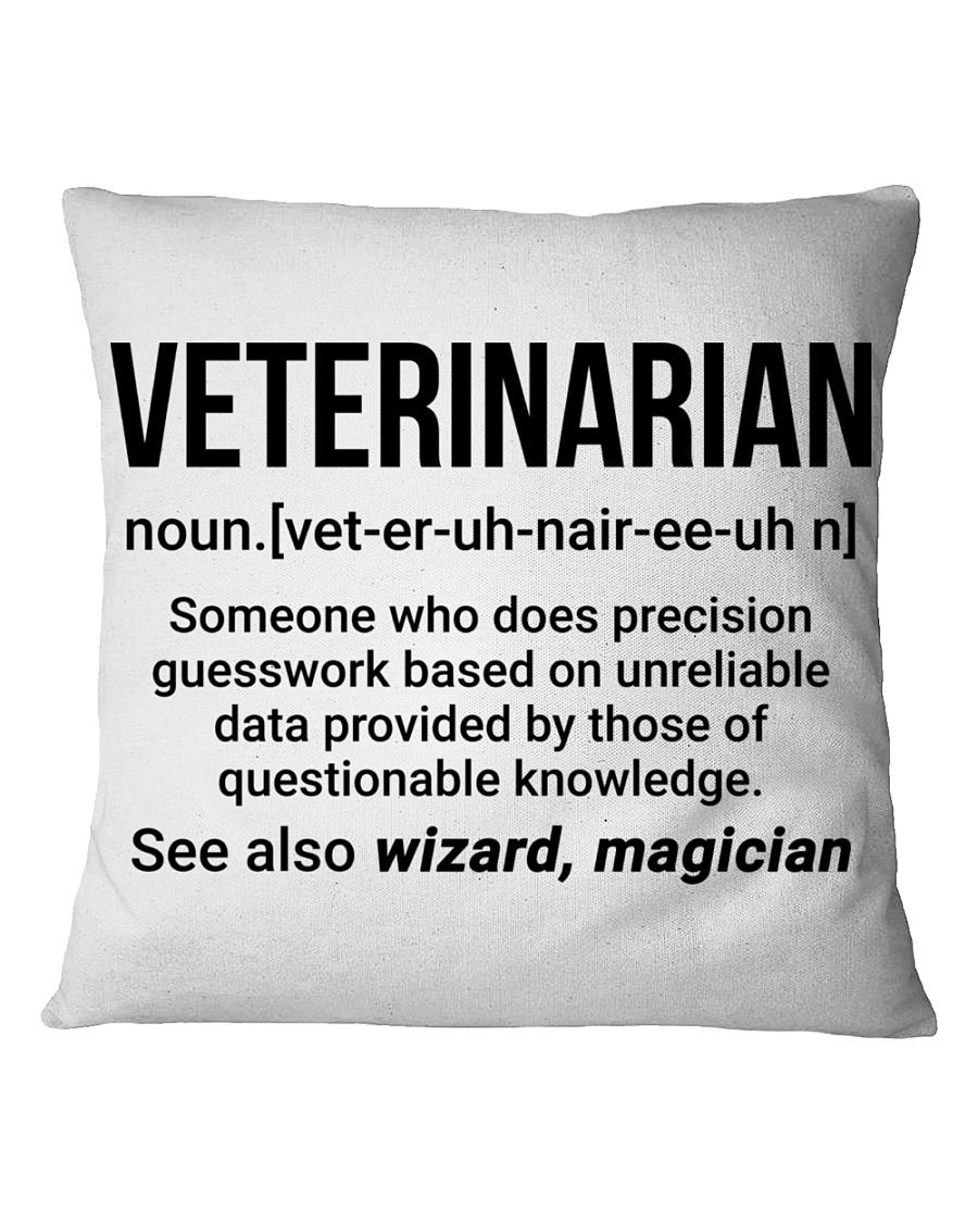 Veterinarian Noun
