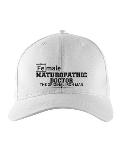 Female Naturopathic Doctor