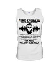 Audio Engineer See Also Wizard Magician Unisex Tank thumbnail