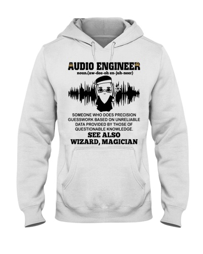Audio Engineer See Also Wizard Magician