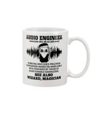 Audio Engineer See Also Wizard Magician Mug thumbnail