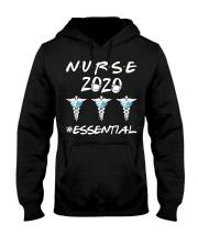 Nurse 2020 Essential Hooded Sweatshirt front