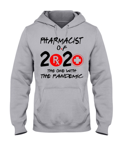 Pharmacist The One With The Pandemic