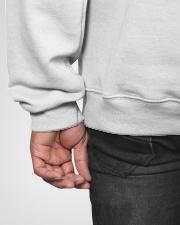Engineer Always Right Hooded Sweatshirt garment-hooded-sweatshirt-detail-back-hip-02