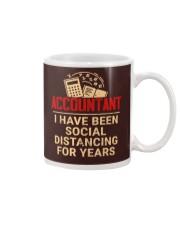 Accountant Social Distancing Mug thumbnail