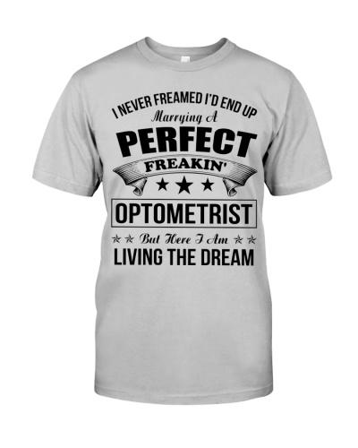 Marrying A Perfect Freakin Optometrist