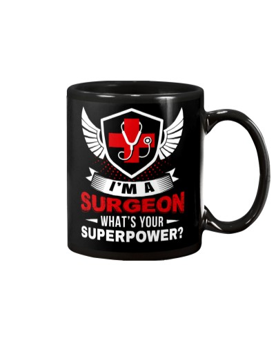What's Your Superpower Surgeon