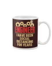 Engineer I Have Been Social Distancing For Years Mug thumbnail