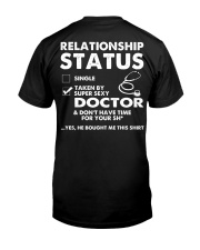Taken By Super Sexy Doctor Premium Fit Mens Tee thumbnail