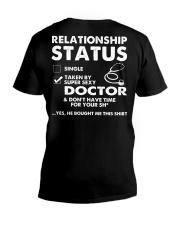 Taken By Super Sexy Doctor V-Neck T-Shirt thumbnail